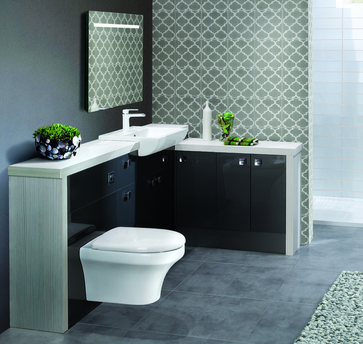 Fitted Calypso Cheviot Bathroom