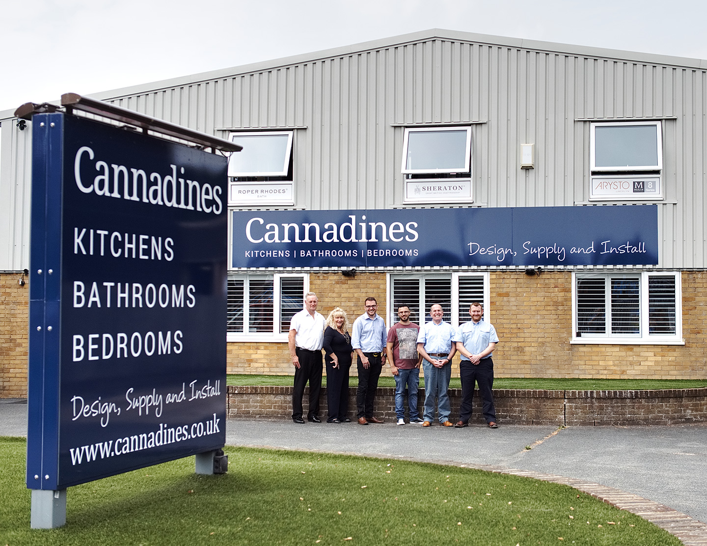 cannadines warehouse office uckfield staff