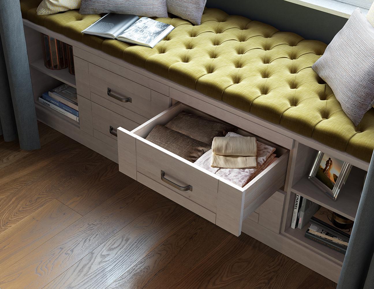hammonds drawer bedroom window set