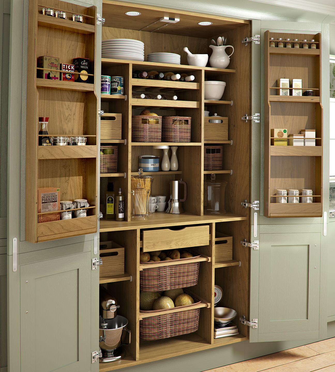 kitchen cupboard wood painted shaker
