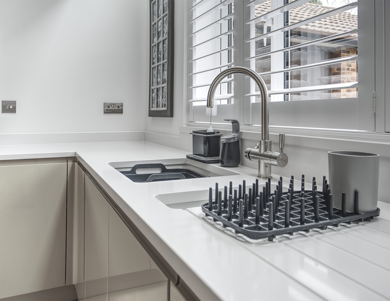 modern sheraton kitchen installation worktops